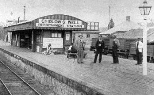 Chidlow's Well Train Station